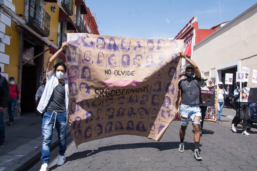Familias de personas desaparecidas exigen aprobación de Ley en Materia de Desaparición de personas