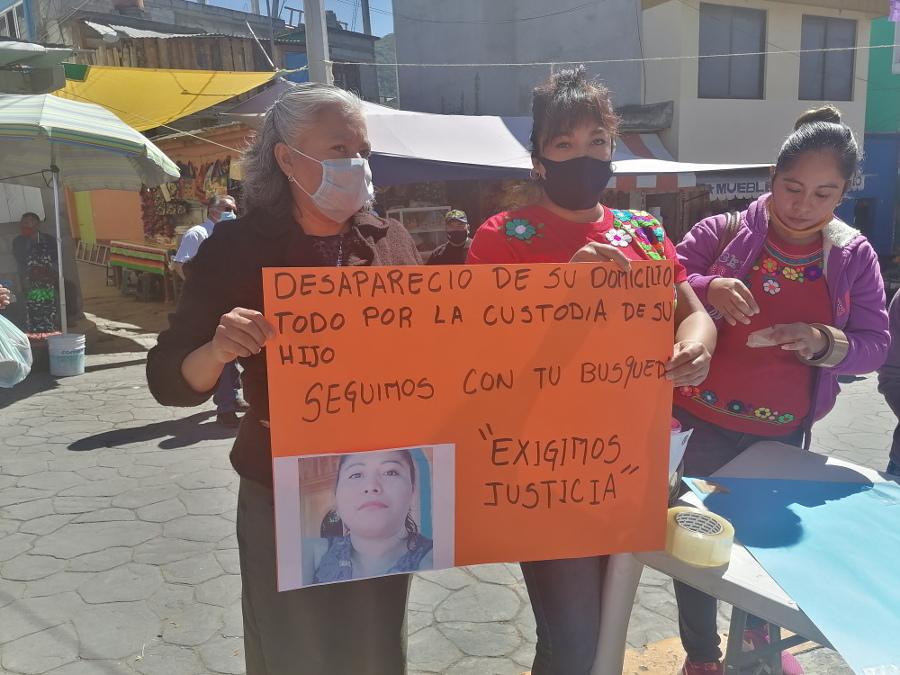 La desaparición de Dulce Covarrubias, tan sólo uno de los 276 casos en Hidalgo