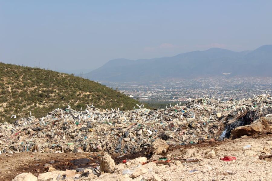 El relleno sanitario de Tehuacán está enfermando a la población