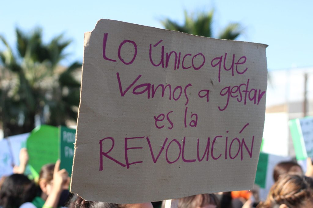 Baja California: abortar en casa