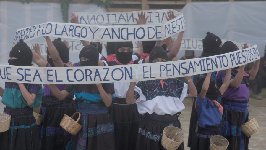 La Vocera, documental sobre Marichuy