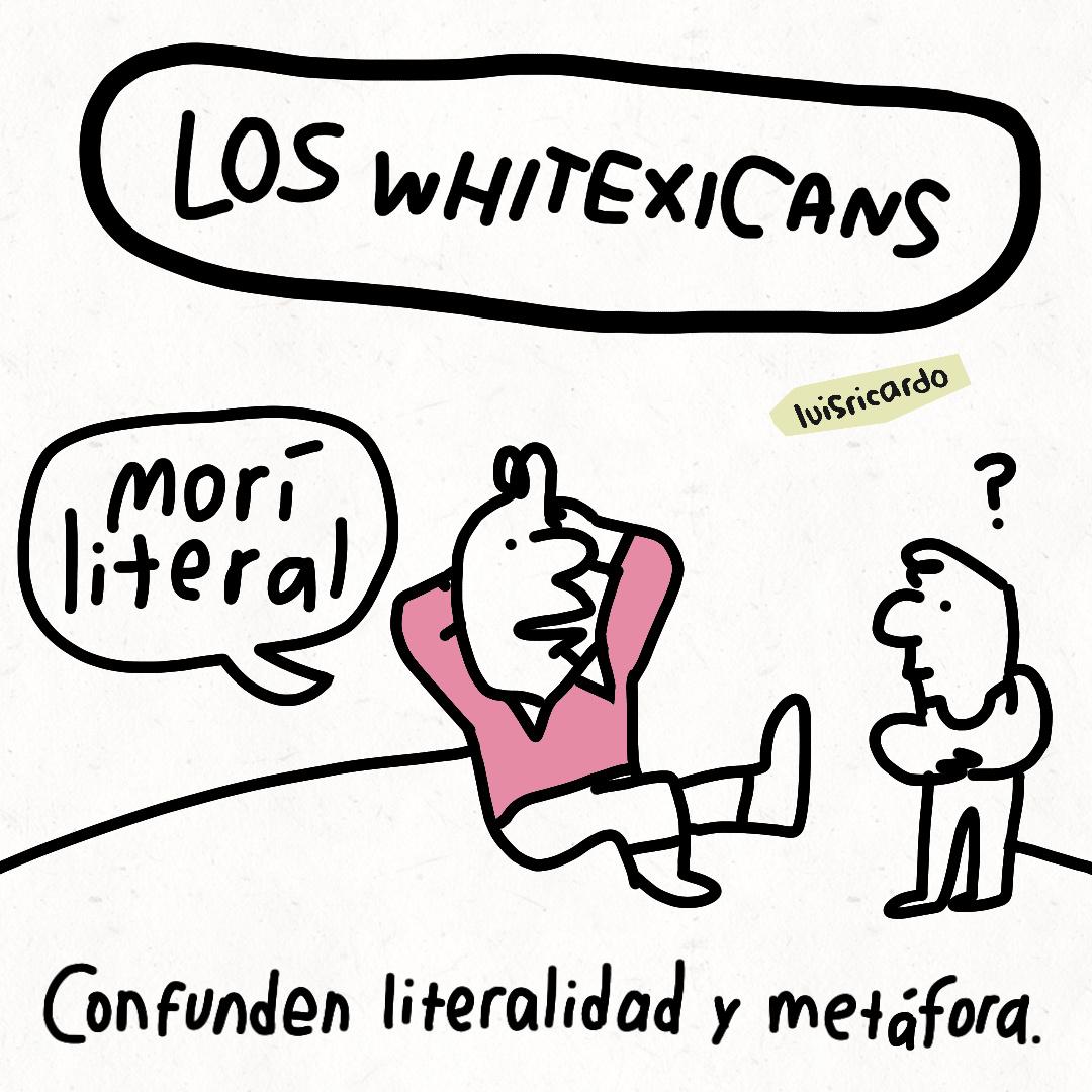 Los Whitexicans