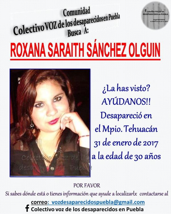 Entre las 150 personas desaparecidas en Tehuacán, Puebla durante los últimos ocho años, el 46 por ciento son mujeres y el 54 por ciento hombres