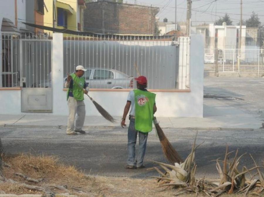 recolectores voluntarios