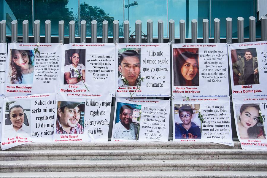 Congreso de Puebla incurre en una omisión grave al no legislar sobre desaparición de personas